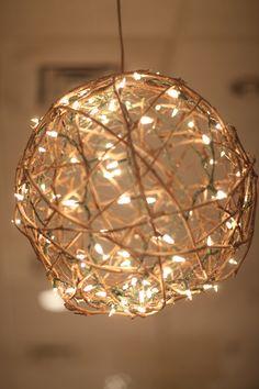 Grapevine Lantern