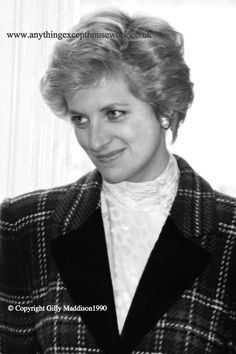 Princess Diana - My Pictures of a Remarkable Woman - Remembering August 31st 1990
