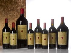 The Magnificent Merlot of Masseto Best Italian Wines, Wine Auctions, Clay Soil, Wine And Spirits, Wine Cellar, Whisky, Wine Rack, Drinks, Beverages