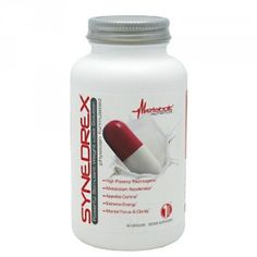 METABOLIC NUTRITION NEW SYNEDREX Powerful Stimulant Weight Loss Solution. From its inception Synedrex has proven itself to be the most advanced weight loss thermogenic of its kind. Synedrex is physician formulated, highest quality ingredients that passed our vigorous high standards.  ...mental focus, appetite control and potent energy of Synedrex with any other on the market.   ...fat loss & improves caloric burn  Use coupon code HERCHRISTMAS10 at checkout to get 10% off!
