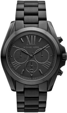 909db7edda28 Michael Kors Bradshaw Chronograph Watch