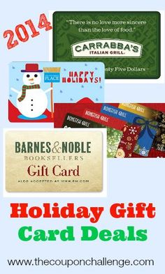 Save money this holiday season with the Holiday Gift Card Deals for Find gift card deals for restaurants and retail stores. Buy a gift card and get a promotional gift card. Homemade Gifts, Diy Gifts, Saving Tips, Saving Money, Gifts For Kids, Gifts For Women, Gift Card Deals, Corporate Gifts, Retail Stores