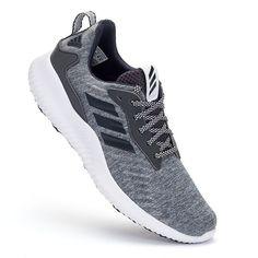 best website acd66 634b6 Adidas Alpha Bounce RC Women s Jersey Running Shoes, Size  6.5, Dark Grey  Adidas