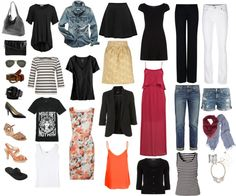 Wardrobe Oxygen: Shopping with Intention and Changing Shopping Habits with #Project333