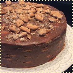 Feliz dia das Mães ❤️❤️❤️ hoje com bolo de palha italiana #vanessisses #sobremesa #ickfd #doces #palhaitaliana #diadasmães #brigadeiro #chocolate