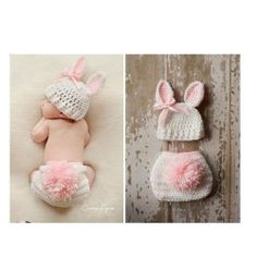 YUOBEE® NewBaby Girls Boy Newborn 0-9 Month Knit Crochet Clothes Photo Prop Outfits Gift (white rabbit) YuoBee,http://www.amazon.com/dp/B00JE4IDZM/ref=cm_sw_r_pi_dp_3Raytb18JXCJBDX4