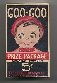Electronics, Cars, Fashion, Collectibles, Coupons and Vintage Tins, Retro Vintage, Sugar Popcorn, Circus Food, Clown Horror, Penny Candy, Tin Containers, Evil Clowns, Old Advertisements