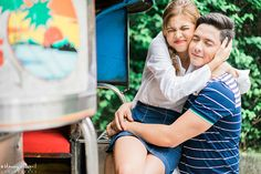 See the pre-wedding prenup photos of Alden Richards and Maine Mendoza of Aldub. Pre Wedding Poses, Wedding Shoot, Wedding Blog, Engagement Pictures, Engagement Shoots, Prenup Ideas Philippines, Prenup Photos Ideas, Maine Mendoza, Alden Richards
