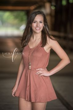 Fishers Summer Seniors with Laura Arick Photography