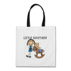 Rocking  Horse Little Brother Tshirts Tote Bags Click on photo to purchase. Check out all current coupon offers and save! http://www.zazzle.com/coupons?rf=238785193994622463&tc=pin