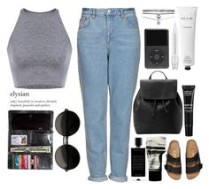 """""""Untitled #138"""" by illestmonroe ❤ liked on Polyvore featuring Topshop, Wet Seal, Rodin Olio Lusso, Sephora Collection, MANGO, Agonist, Aesop and MAKE UP FOR EVER"""