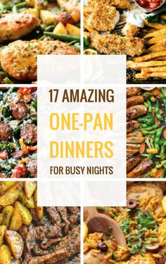 17 Amazing One-Pan Dinners for Busy Nights – All Keto Recipes Crockpot Recipes, Chicken Recipes, Cooking Recipes, Healthy Recipes, Rice Recipes, Cooking Ideas, Recipies, One Pan Meals, Quick Meals