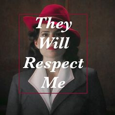 The Will Respect Me: An all-female fanmix for Peggy Carter