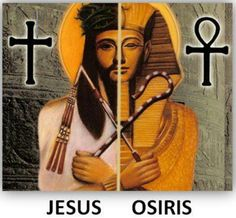 "Previous pinner says. ""Ausar and the Ankh. Comes before Jesus and the Cross. Yet many will have you to believe that Jesus and Christianity are AUTHENTIC and ORIGINAL.@ reading is fundamental. Simbolos Nova Era, Ancient Egypt, Ancient History, Ancient Greece, Origin Of Christianity, Cultures Du Monde, Babylon The Great, Ancient Mysteries, Winter Solstice"