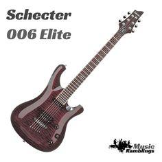 schecter stargazer electric guitar dark vintage sunburst schecter 006 elite reviews photos videos new used gear music