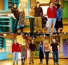 The last episode always made me cry. Friends always be my no. 1 fav comedy