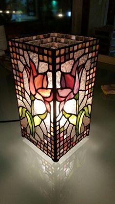 Une de mes créations personnelles ☺ vitrailad.com ou Facebook Vitrail Andrée D'Amours