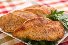 Easy Golden Chicken Cutlets