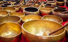 Seemingly simple instruments at first sight, the Tibetan bowls possess great powers. In particular, they have being used for accelerated spiritual developm