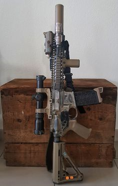 👇👇 More pics of this babe 👇👇 Self Defense Weapons, Weapons Guns, Guns And Ammo, Shotguns, Firearms, Military Home Decor, Ar Platform, Ar Pistol, Delta Force