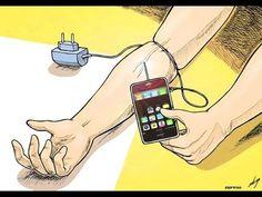 Μια καλή γιατρειά για τον εθισμό στο κινητό τηλέφωνο