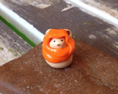 A personal favorite from my Etsy shop https://www.etsy.com/listing/290386615/miniature-polymer-clay-animal-lion