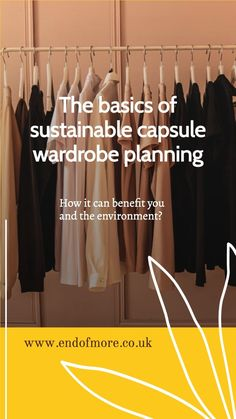 Do you wonder how can we live a more sustainable lifestyle? We've got the perfect blog for you! Tap the photo to read more about how to start building a capsule wardrobe and how it can benefit you and the environment.   Capsule wardrobe basics   Minimalist fashion Sustainable Textiles, Sustainable Living, Sustainable Fashion, Wardrobe Basics, Capsule Wardrobe, Ethical Fashion, Fashion Brands, America Outfit, Fair Trade Fashion