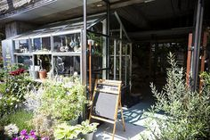 ビオトープ大阪店が南堀江にオープン - コーヒースタンドや緑溢れる屋上レストランも - 写真4 | ファッションニュース - ファッションプレス