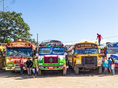 Uncomfortable chairs, an endless bombardment of sounds and an unapologetic invasion of personal space: an amusing look at chicken bus travel in Nicaragua.