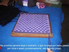 tear de prego - Arteiras Maranata / www.maranatasomeluz.com.br
