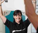 Sharyn Dell er personlig træner og ejer af fitnescentret Shape i Århus.
