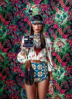 Blog Inúteis Delicadezas: Fotografia de moda: editorial, campanha ou lookbook: