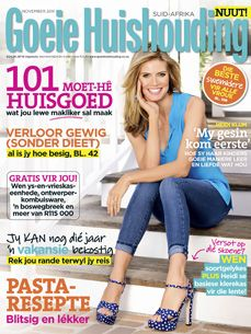 Voorblad: November 2011  http://www.goodhousekeeping.co.za/af/category/subscribe/