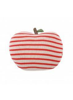 OEUF Apple Pillow- fawn shoppe