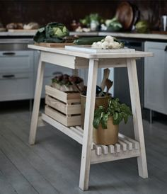 The IKEA 2016 catalog is almost here! New home furniture inspirations in the traditional Scandinavian style. Ikea Inspiration, Home Furniture, Ikea, Ikea New, Kitchen On A Budget, Home Kitchens, Portable Kitchen Island, Trending Decor, Furniture