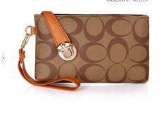New lady Women Soft Leather Clutch Wallet Long PU Card Purse Handbag #hot #Women #Wallet #Purse