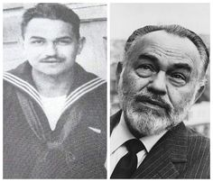 Edward G. Robinson-WW1-was too old for WW2 but gave money and traveled to entertain troops. (Actor)