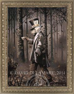The Mad Hatter, David Delamare
