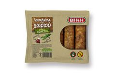 VI.K.I. Sausages Packaging Sfakia Recipe