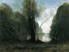 Maestros del paisaje: Jean-Baptiste Camille Corot | Trianarts