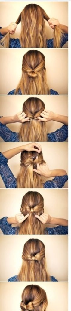 DIY Hairstyle Tutorials With Pictures (19)