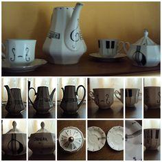 Mugs, Tableware, Diy, Dinnerware, Bricolage, Tumblers, Tablewares, Do It Yourself, Mug