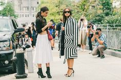 Fashion Week Street Style, Day Eight: That's All, Folks - Racked