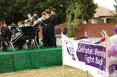 Ask your school bands and choirs to perform! RFL-61 by Relay For Life of Dr. Phillips, via Flickr #relayforlife