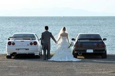 To marry a guy with a Nissan GTR and to have mine on my own!? That would be a dream come true! #Nissan #GTR #Skyline #happiness