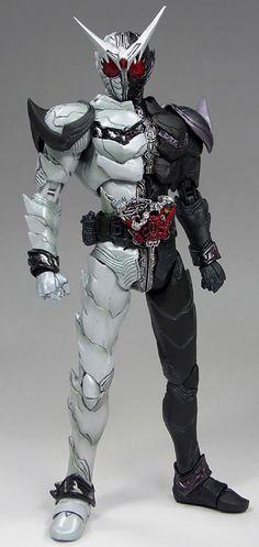 SIC VOL.59 Masked Rider W [Fang Joker] & Masked Rider Skull