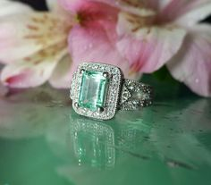 Emerald Ring by greengem