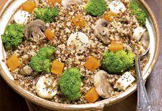 Salada com quinoa para o verão - NUTRIÇÃO - Viva Saúde