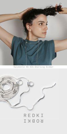 Necklace Halsketten – minimalist jewelry