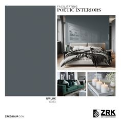 Add a little poetry to your space through a variety of colored options by ZRK's UV LUX boards that suits your style. Retail Fixtures, Bath Cabinets, Laminated Mdf, Kitchen And Bath, Your Space, Poetry, Boards, Suits, Bed